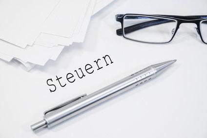 Symbolbild Steuerberatung