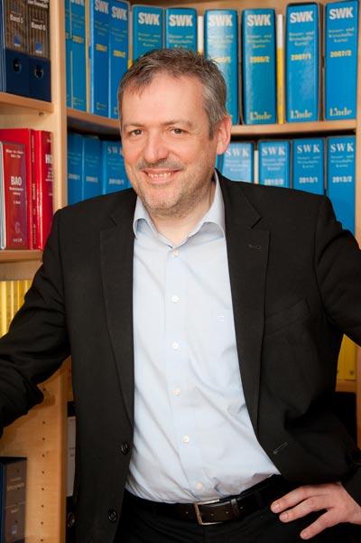 Foto Ing. Mag. Werner Groiss